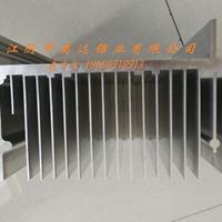 超大截面散热器