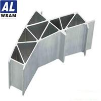 6063铝型材 6063A工业铝型材 西南铝业