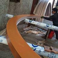 专业订做弧形铝方通吊顶厂家~德普龙建材