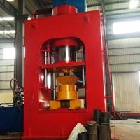 配重块模具热压成型生产工艺设备全解析供