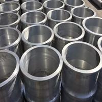 厂家直销6061大口径铝管 19x2 可零切