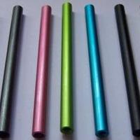 彩色6061空心小鋁管、薄壁厚鋁管