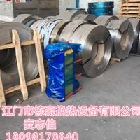 鋁板軋機油冷卻器瀾石傳熱設備