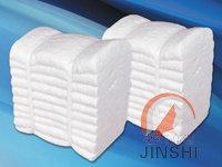 中厚板加热炉硅酸铝纤维折叠块供货厂家直销