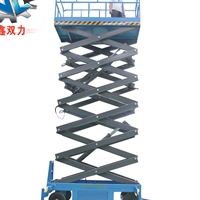 18米升降機 銀川市剪叉升降機價格