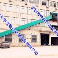 四樓倉儲物流貨倉裝卸車出貨滑梯