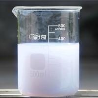 碱性纳米氧化铝纤维耐火材料用