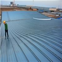 铝镁锰65-400直立锁边系统
