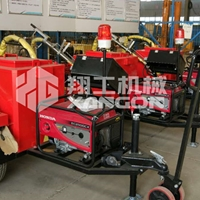 100L牵引式灌缝机
