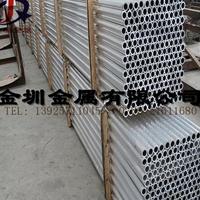6063-T6大口径空心薄壁铝管 5052薄壁铝管