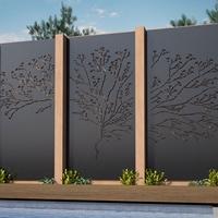 批发雕花铝单板 镂空铝板 雕刻铝板物美价廉