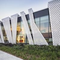 厂家直供幕墙铝单板 冲孔铝单板 雕花铝单板