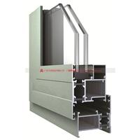 国标断桥铝合金门窗型材兴发铝业
