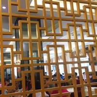 型材焊接多功能造形铝窗花厂家