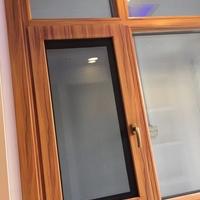 135断桥铝合金隔热窗,欧顿门窗
