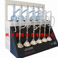 6联全自动智能水质整体化蒸馏仪安装指南