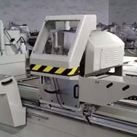 断桥铝型材双头切割机,精密下料锯厂家