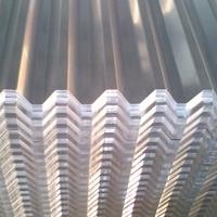 0.9毫米彩涂瓦楞铝板供应商