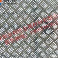 3003防锈铝板  镜面花纹铝板