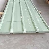 0.5毫米彩涂铝瓦楞板供应商