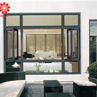 隔热门窗铝材现货80断桥隔热推拉窗铝材