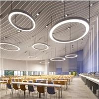 商场波浪铝方通 弧形铝方通 造型铝方通