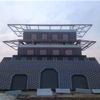 型材焊接铝窗花_广东木纹铝窗花厂家