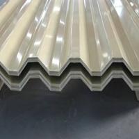 2.0毫米彩涂铝瓦楞板生产加工