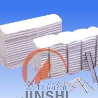热处理炉陶瓷纤维折叠块硅酸铝折叠块
