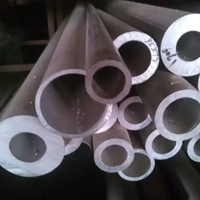 厂家直销6061大口径铝管 60X8 可零切