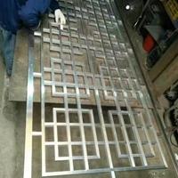 铝型材焊接窗花-铝窗花生产厂家