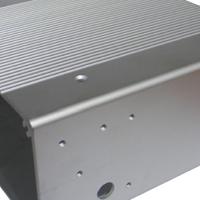 CNC精加工电视机边框铝型材