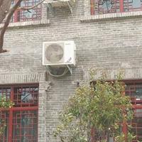 复古酒楼小镇外墙铝窗花 铝花格子