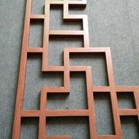 北京学校走道木纹铝挂落装饰工艺