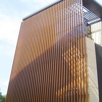 鋁方通鋁方管造型鋁方通天花幕墻