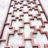 北京室内仿古铝挂落定制价格