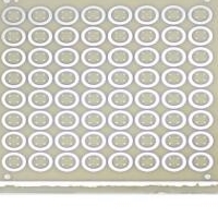 LED陶瓷線路板單雙面陶瓷電路板