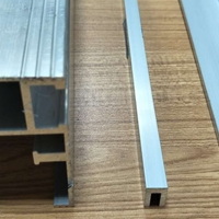 CNC精加工打包机铝型材