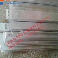 光亮6061铝排  高硬度工业铝排
