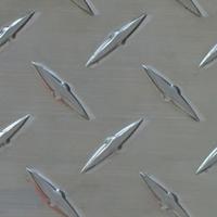 指针形花纹铝板多少钱一吨,指针防滑铝板
