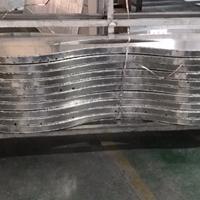 绿色环保木纹弧形铝方通定制,专业生产厂家