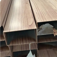 綠色環保鋁合金方通價格_鋁方通廠家定制