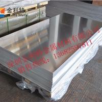 供应铭牌用1100铝板  全软拉伸铝板