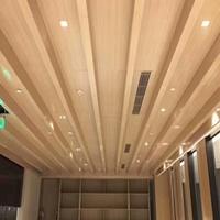 铝方管铆铝单板室内装饰天花吊顶
