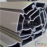 四川断桥铝型材散热片工业型材生产