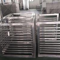 永州棕色铝制空调外机保护罩厂家