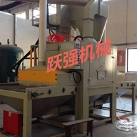 跃强YQ-SS1200-16A木板木纹家具自动喷砂机