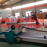 江西新建县断桥铝门窗加工设备一套多少钱