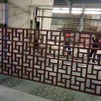 木纹烧焊铝格子供应商