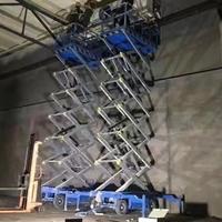 18米升降機 高碑店市電動液壓升降臺制造